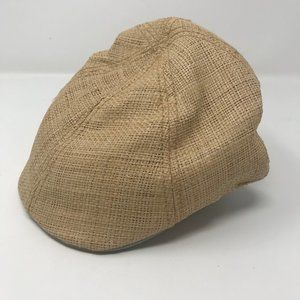 NWT Men's Goorin Bros Dockside Driving Cap Small